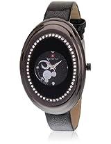 L5406 Black/Black Analog Watch