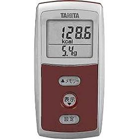 【クリックで詳細表示】タニタ(TANITA) 3Dセンサー搭載歩数計 レッド FB-720-RD