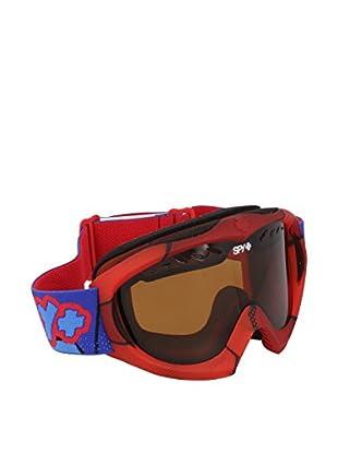 Spy Máscara de esquí TARGA MINI POW POW BRONZE Rojo Única