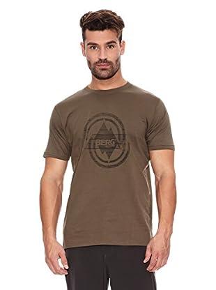 Berg Outdoor Camiseta Manga Corta Jsy (Verde Militar)