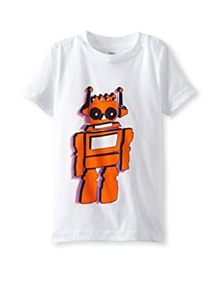 Captain Monkey Boy's The Angelo T-Shirt (White)
