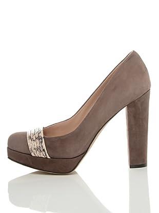 Furla Zapatos Salón Greta (Beige)