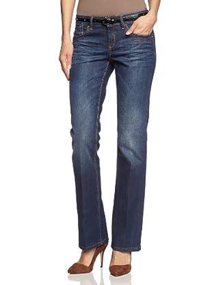 Mexx Metropolitan Pantalón Justine (Azul)