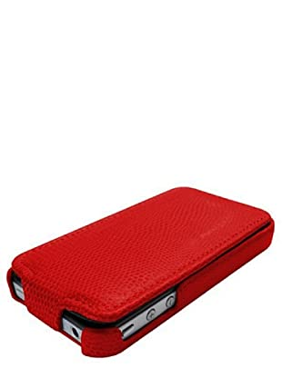 4-OK by Blautel Case für iPhone 4/4S (Rot)