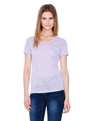 Gio Goi Camiseta Cloister (lila)