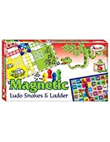 Annie Magnetic Ludo Snakes & Ladder