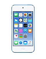 Apple MKH22HN/A iPod Touch 16 GB (Blue)