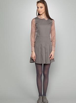 Dolores Promesas Vestido Pelo (gris)