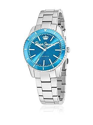 Pepe Jeans Uhr mit japanischem Quarzuhrwerk Woman CARRIE 42.4 mm