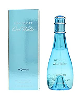 Davidoff Deodorant Spray Cool Water Woman 100.0 ml, Preis/100 ml: 17.49 EUR