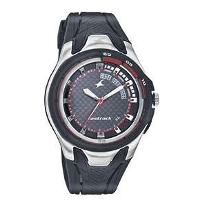 Fastrack 9248PP03 Analog Men's Watch-Black