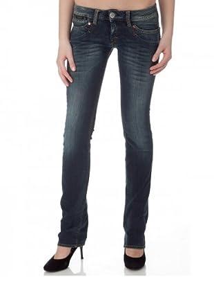 Herrlicher Jeans Piper Stretch Straight Fit (Blau)