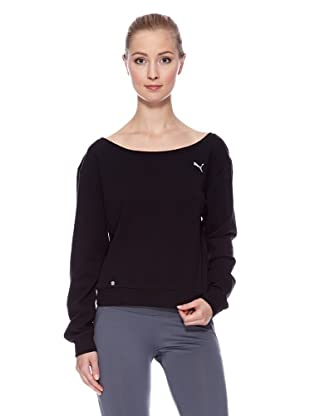 PUMA Move Sweat Top (Schwarz)