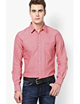 Pink Casual Shirt