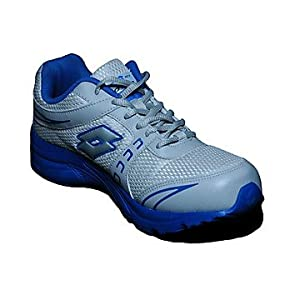 Lotto Treasure White And Blue Sports Shoes AR2461