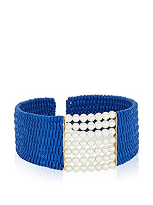 Poiray International Armband blau