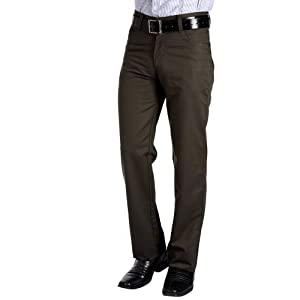 John Players Flat Front Trouser