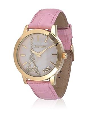 Metropolitan Reloj de cuarzo  Rosa 36.5 mm