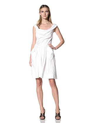 Vivienne Westwood Women's Anglomania Marghi Dress (White)