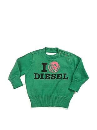 Diesel Baby Pullover (Grün)