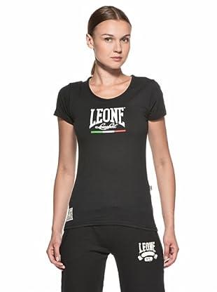 Leone 1947 Camiseta Madonna (Negro)