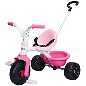 Smoby Tricycle for girls