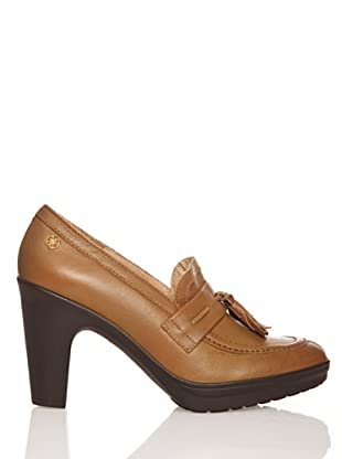 Cuplé Mocasines Borla (marrón)