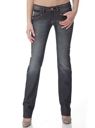 Herrlicher Jeans Piper Stretch straight fit (Dark)