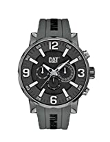 Caterpillar Analogue Black Dial Men's Wristwatch NJ.159.25.135