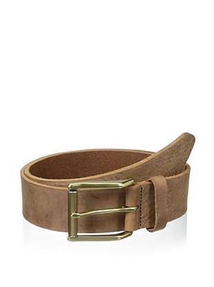 The British Belt Company Men's Tilton Belt (Tan)