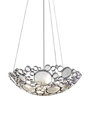 Varaluz Fascination 4-Light Pendant, Nevada/Silver/Clear