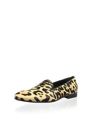 Roberto Cavalli Men's Slip On (Leopard)