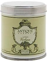 Antique Garden Lemon Verbena 233g/8.2oz Perfumed Candle