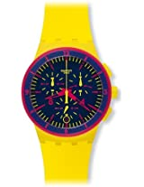 Swatch Glow Loom Chronograph Unisex Watch SUSJ400