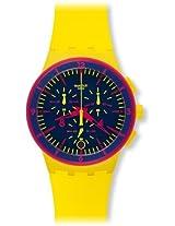 Swatch Glow Loom Chronograph Unisex Watch SUSJ400
