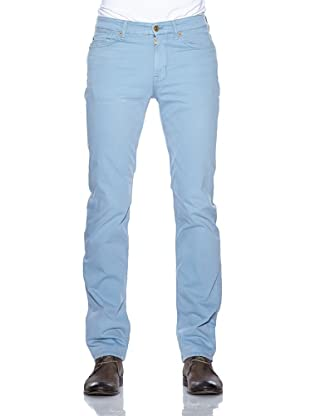 7 for all mankind Jeans Slimmy Color (Blu)