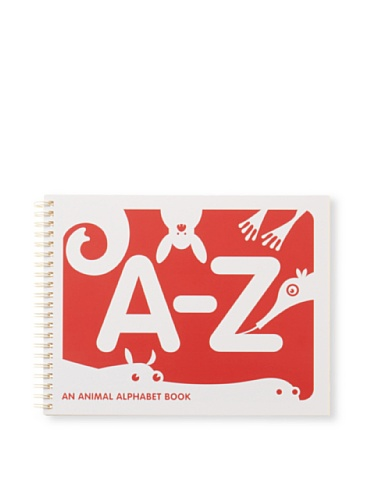 Bobs Your Uncle A-Z Animal Notebook