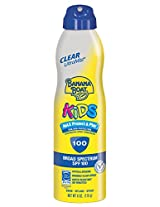 Banana Boat Ultramist Kids Max Protect & Play Clear Spray Sunscreen Spf 110: 6 Oz