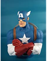 Marvel Universe Bust Bank - Captain America