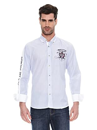 Signore Dei Mari Camisa Enric (Azul Brillante)