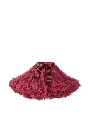 Tutu Couture Girl's Pettiskirt (Claret)