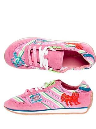 Custo Zapatillas (Rosa)