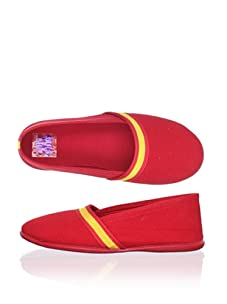 Chuches Kid's Moccasin (Red)