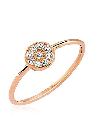 Divas Diamond Anillo Gemstone Design (Oro)