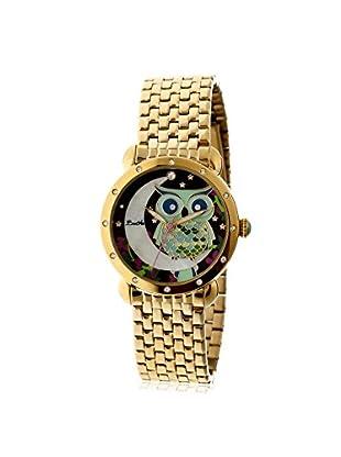 Bertha Women's BTHBR3009 Ashley Gold/Multicolor Stainless Steel Watch