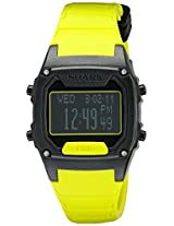 Freestyle Freestyle Unisex 10022916 Shark Classic Tide Digital Display Japanese Quartz Yellow Watch - 10022916