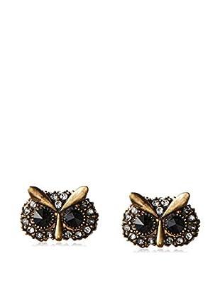 David Aubrey Owl Earrings