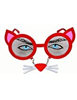 Atpata Funky Kitten Mustache Goggle