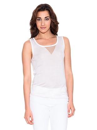 Pedro del Hierro Camiseta Básico (Blanco)