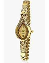 ADINE White Dial Analogue Watch For Women-AD-101White